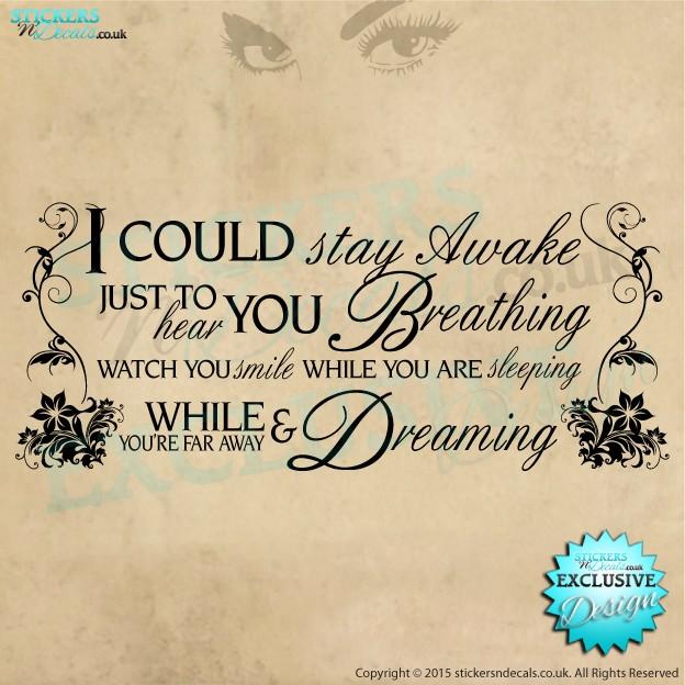 Aerosmith Lyrics Wall Art