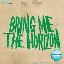 Bring Me The Horizon Logo - Vinyl Wall Art - Wall Decal - Window Sticker - Wall Decor