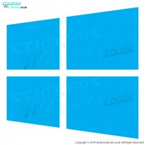 Windows Logo Decal